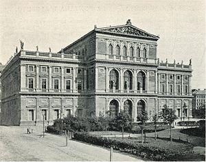 English: Musikverein in Vienna Deutsch: Wiener...