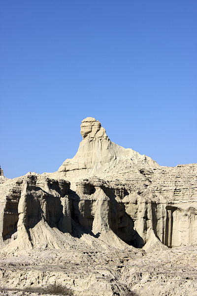 File:Pakistan Natural Sphinx, Balochistan.jpg