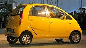 Tata Nano -- 2500$ Car Launched In Auto Expo 2...