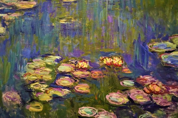 """Water Lilies"" by Claude Monet - Joy of Museums - National Museum of Western Art, Tokyo - 2"