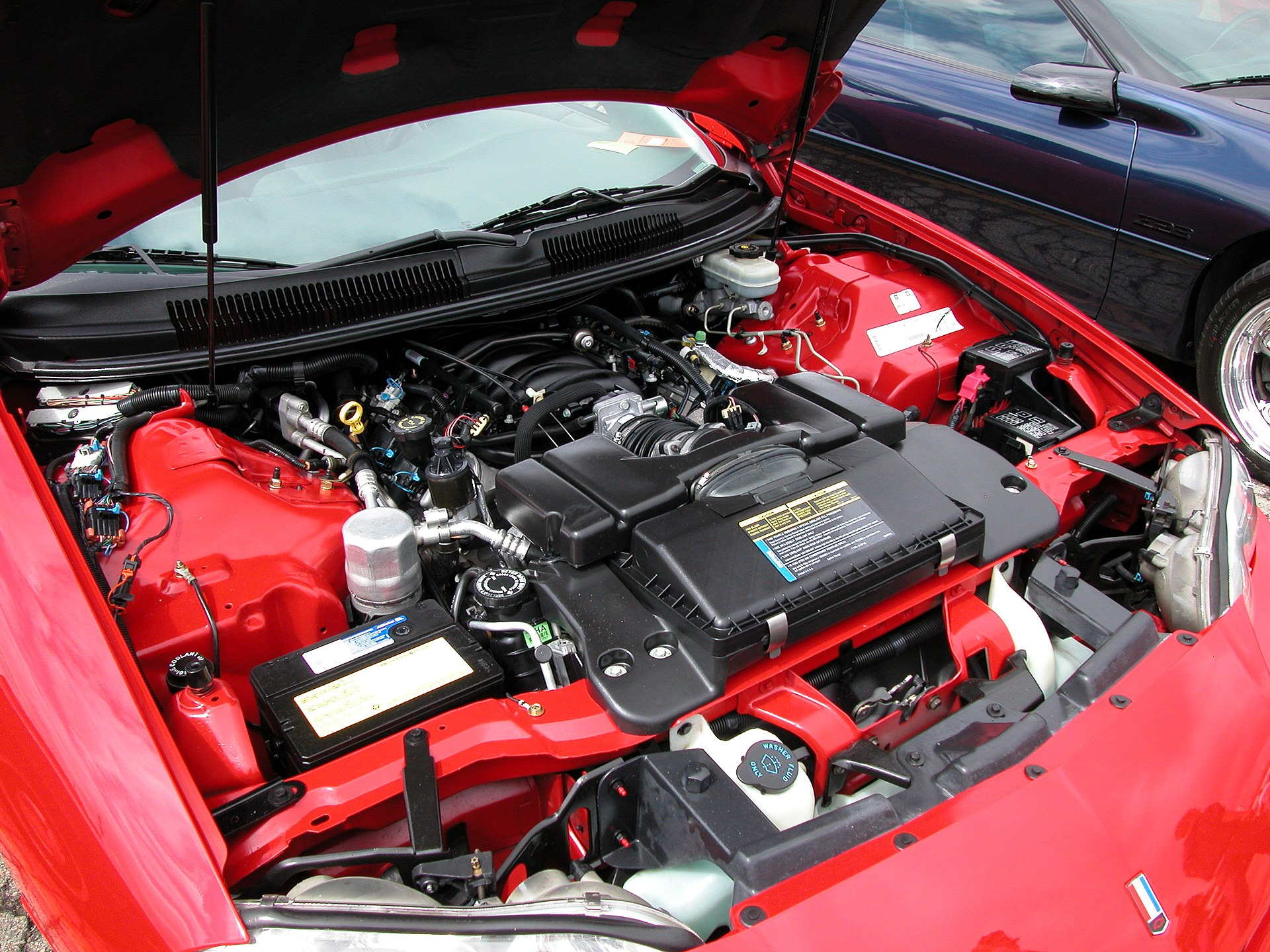 LS Based GM Small-block Engine