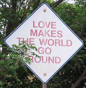 Amarillo Tx - Dynamite Museum - Love World Round
