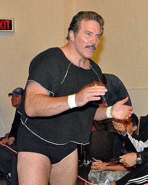 English: Dan Severn in 2010