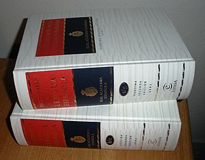 English: The Twenty-Second Edition of the Dict...