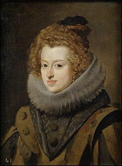 Diego Velázquez - Maria Anna of Spain - Prado.jpg