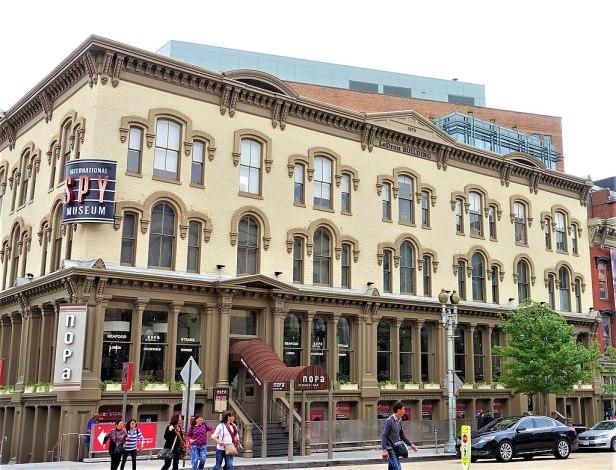 International Spy Museum - www.joyofmuseums.com - exterior 2