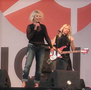Kim Wilde, Parkpop 2007, Den Haag