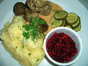 Image result for traditional swedish food