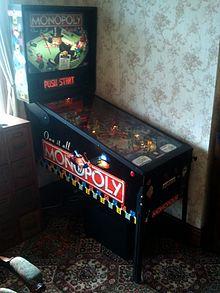 Monopoly Pinball Wikipedia
