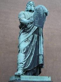 Estatua por H. W. Bissen, 1853, Copenhagen