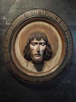 Pancratius Grueber - The Head of St John