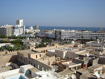 Skyline of Sousse