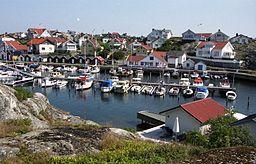 Fotö gamla hamn