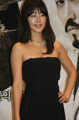 Han Ji-hye on March 23, 2010 (2)