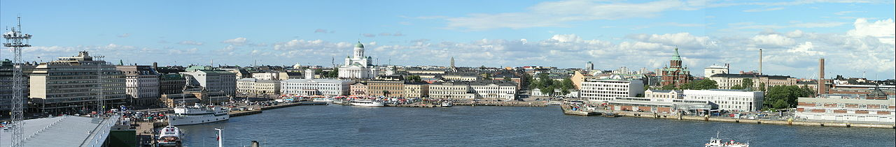 Helsinki, Finland. (Photo: Wikimedia Commons, author Roccodm)