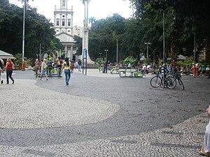 Português: Largo do Machado, Catete, cidade do...