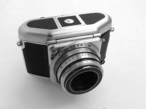 Mecaflex SLR, circa 1953-1958 http://www.kilfi...