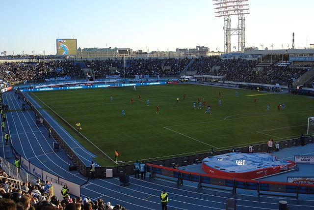 Image Result For Saint Petersburg Stadium
