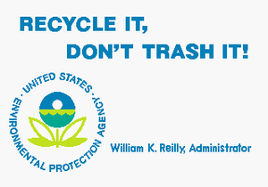 Recycle It, Don't Trash It! Screen