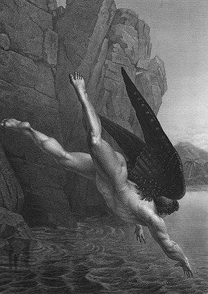 "English: Illustration of ""Paradise Lost&q..."