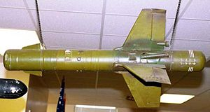 An AT-2C Swatter missile. from a pdf document ...