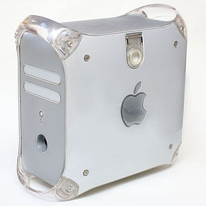 "Apple PowerMac G4 M8493 (""QuickSilver&quo..."
