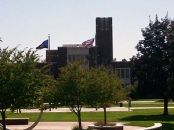 English: Boise State University Central Campus