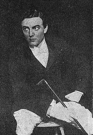 Nils Dahlgren (1891-1948), Swedish actor.