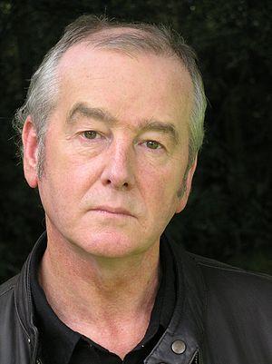English: Photograph of author, David Almond