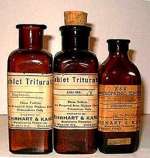 Old homeopathic remedies