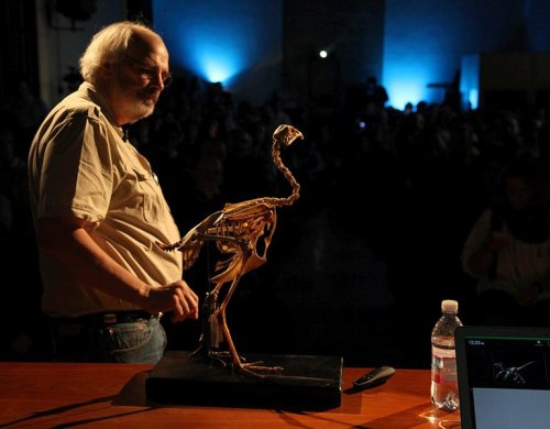 File:Jack Horner with bird.jpg