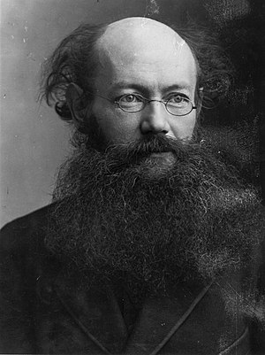 English: Peter Kropotkin