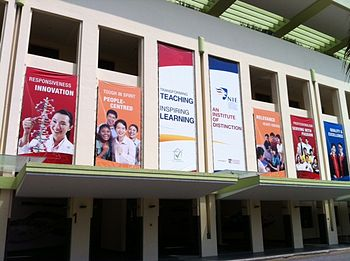 English: National Institute of Education, Sing...