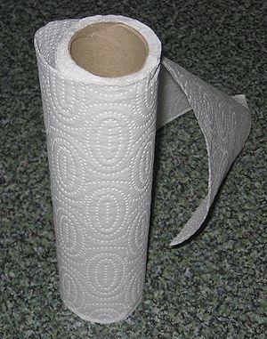 Reczniki papierowe
