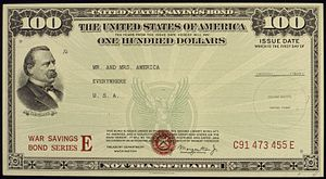 UNITED STATED SAVINGS BONDS - NARA - 515924