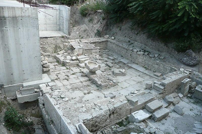 File:Balchik - The sanctuary of Cybele.JPG