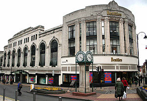 Beatties Building, Victoria Street, Wolverhampton