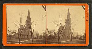 Church of the Unity (Unitarian), by Herman Buc...