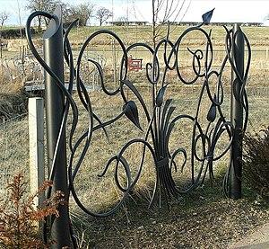 Fair Moor Cemetery. A fairly new cemetery buil...