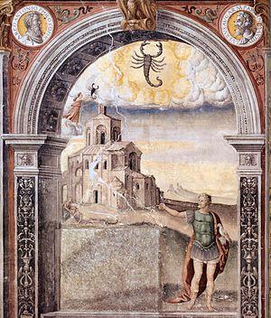 Giovanni Maria Falconetto - Sign of Scorpio - ...