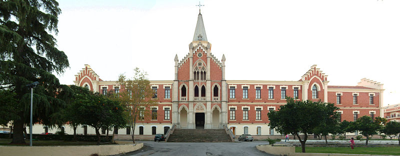 Archivo:Hospital de los Marqueses de Linares (Linares).jpg