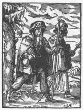 Jakobspilger, Darstellung von 1568
