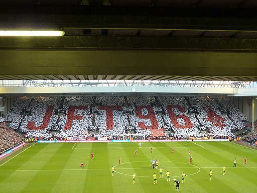 Justice for the 96 - geograph.org.uk - 2661770