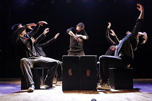 Ligue d'improvisation montréalaise (LIM) 20110306