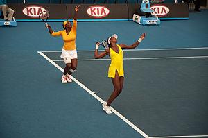 Melbourne Australian Open 2010 Venus & Serena ...