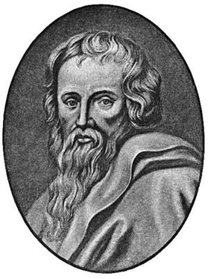 A nineteenth century picture of Paul of Tarsus