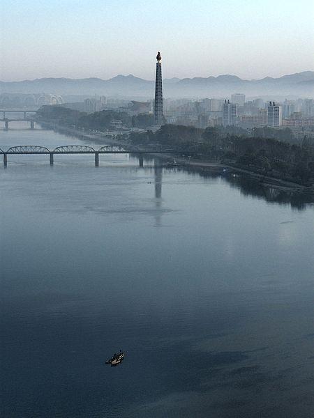 File:Pyongyang view.jpg