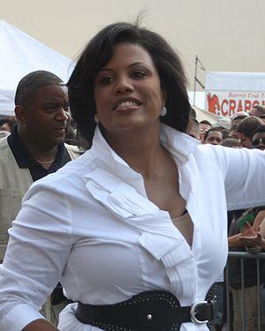 Baltimore, MD Mayor Stephanie Rawlings-Blake a...