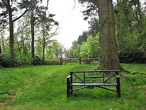 Stody Lodge Gardens - geograph.org.uk - 788350