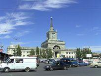 Volgograds järnvägsstation